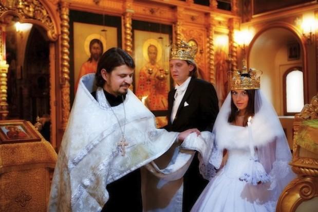 Документы для венчания в церкви в россии